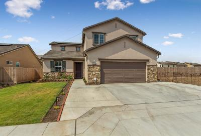 Fresno Single Family Home For Sale: 6808 W Parr Avenue