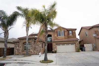 Fresno Single Family Home For Sale: 6562 W Morris Avenue
