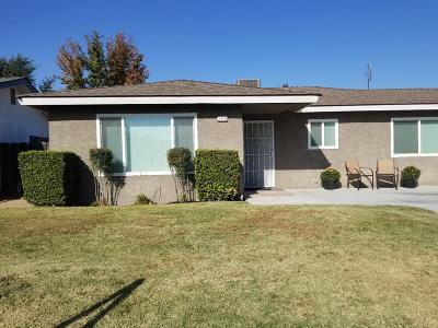 Madera Single Family Home For Sale: 2809 Willow Drive