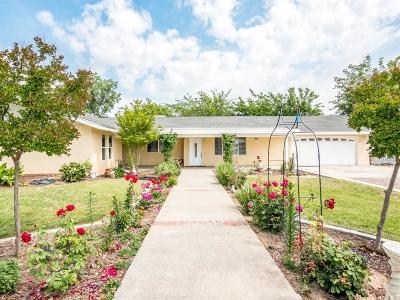 Selma Single Family Home For Sale: 12564 E Huntsman Avenue