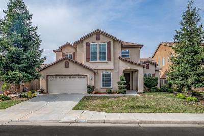 Clovis Single Family Home For Sale: 3267 Twain Avenue