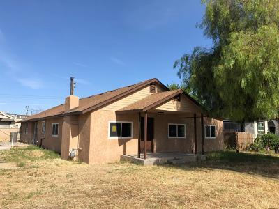 Kerman Single Family Home For Sale: 651 S 6th Street