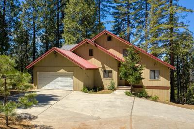 Shaver Lake Single Family Home For Sale: 41273 Woodland Road