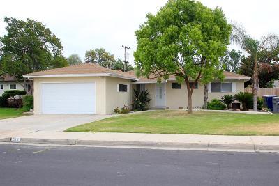 Clovis Single Family Home For Sale: 514 W Pico Avenue