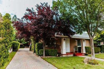 Clovis, Fresno, Sanger Multi Family Home For Sale: 1021 E Buckingham Way