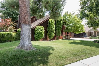 Single Family Home For Sale: 1857 S Bush Avenue