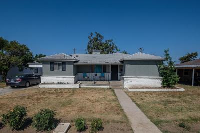 Fresno Single Family Home For Sale: 2327 N 6th Street