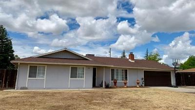 Madera Single Family Home For Sale: 18304 Regal Drive