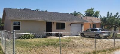 Madera Single Family Home For Sale: 805 Riverside Dr