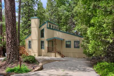 Bass Lake Single Family Home For Sale: 54801 Willow Cove