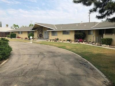 Reedley Single Family Home For Sale: 864 E Dinuba Avenue