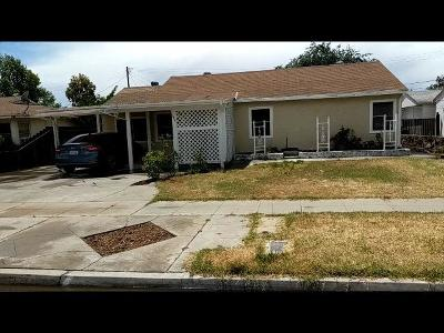 Single Family Home For Sale: 1545 N 4th Street
