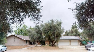 Fresno Single Family Home For Sale: 6888 E Olive Avenue