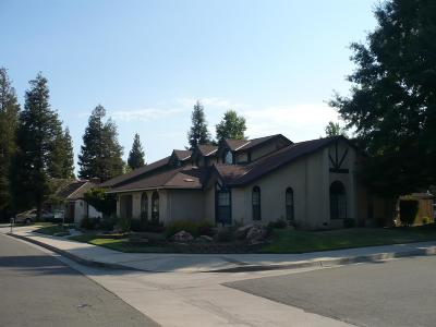 Fresno Single Family Home For Sale: 10001 N Pheasant Run Dr