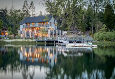 Bass Lake CA Single Family Home For Sale: $3,490,000