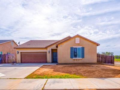 Dinuba Single Family Home For Sale: 1292 Veronica Avenue