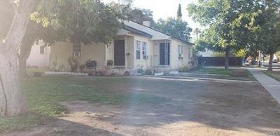 Clovis, Fresno, Sanger Multi Family Home For Sale: 1045 E Dakota Avenue