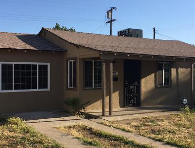 Fresno Single Family Home For Sale: 3646 E Braly Avenue