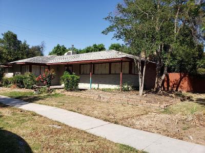 Fresno Single Family Home For Sale: 536 W Princeton Avenue