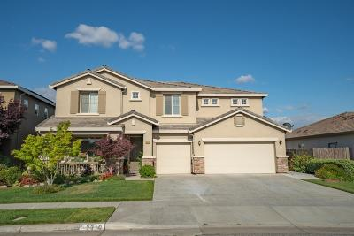 Fresno Single Family Home For Sale: 3310 N Jason Avenue