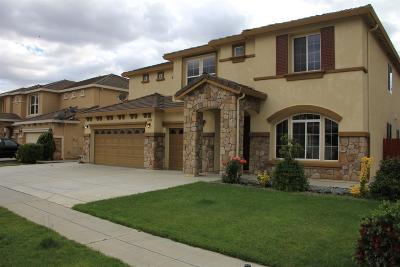 Single Family Home For Sale: 3405 N Redda Road