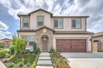 Fresno Single Family Home For Sale: 11678 N Bella Vita Avenue