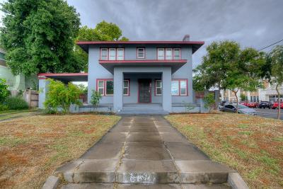 Single Family Home For Sale: 604 E University Avenue