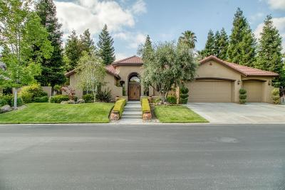 Clovis Single Family Home For Sale: 3268 E Via Monte Verdi Avenue