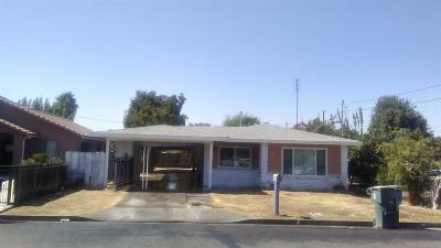 Madera Single Family Home For Sale: 128 Santa Bonita Street
