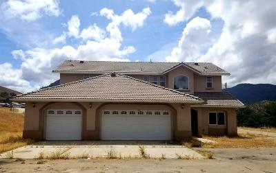 Sanger Single Family Home For Sale: 7028 Ciancetti Drive
