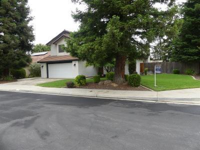 Clovis Single Family Home For Sale: 239 N Pecan Avenue