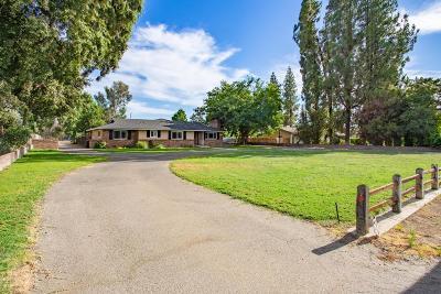 Fresno Single Family Home For Sale: 6745 E Olive Avenue