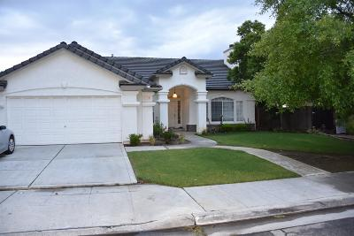 Single Family Home For Sale: 10190 N Dearing Ave