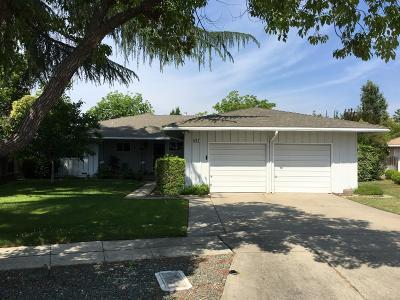 Fresno Single Family Home For Sale: 551 W Fedora Avenue