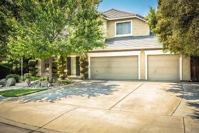 Clovis Single Family Home For Sale: 712 N Duke Avenue