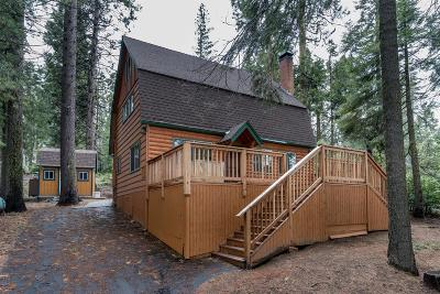 Shaver Lake Single Family Home For Sale: 42004 Black Oak Way Way