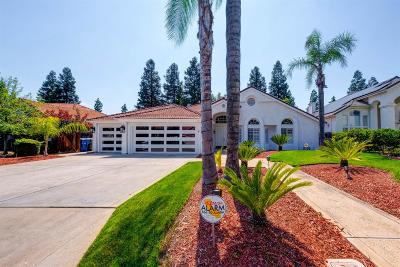 Fresno Single Family Home For Sale: 643 E Blue Ridge Road