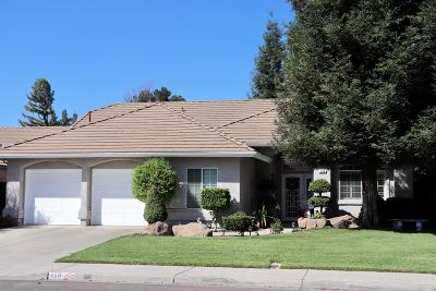 Madera Single Family Home For Sale: 458 S Creek Drive