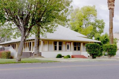 Madera Single Family Home For Sale: 125 S I Street