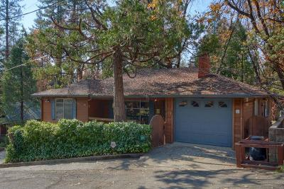 Bass Lake Single Family Home For Sale: 39268 Robin
