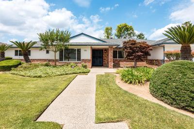 Fresno Single Family Home For Sale: 3064 W Dovewood Lane