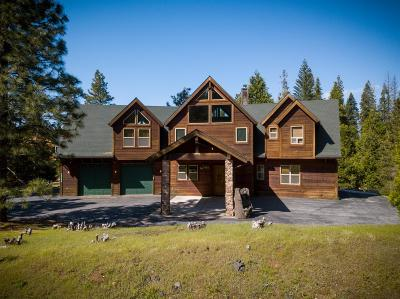 Shaver Lake Single Family Home For Sale: 40284 Mariposa Lilly Lane