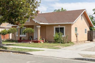 Fresno Single Family Home For Sale: 4622 E Fillmore Avenue