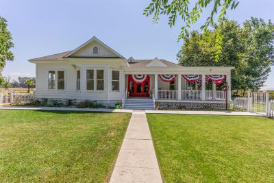 Sanger Single Family Home For Sale: 3778 N Zediker Avenue