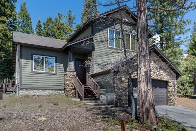 Shaver Lake Single Family Home For Sale: 39509 Sunrock Lane