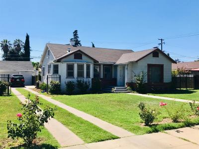 Single Family Home For Sale: 1281 N College Avenue