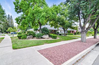 Fresno Single Family Home For Sale: 8549 N Del Mar Avenue