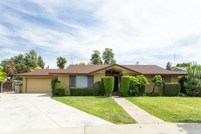 Fresno Single Family Home For Sale: 309 W Mesa Avenue
