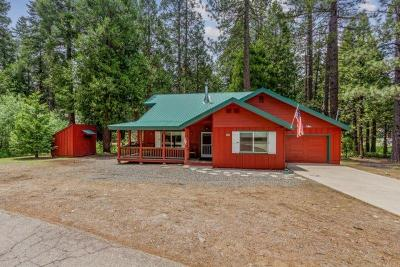 Shaver Lake Single Family Home For Sale: 41360 Melody Lane