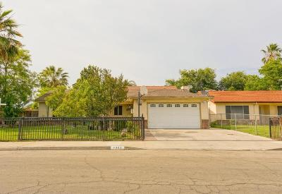 Fresno Single Family Home For Sale: 4380 W Cornell Avenue